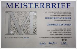 meisterbrief-christian-dirner
